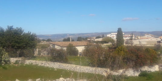 Villetta da ristrutturare piu TERRENO